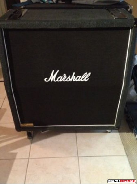 Marshall 1960 Vintage Re-Issue Speaker Cabinet 4x12