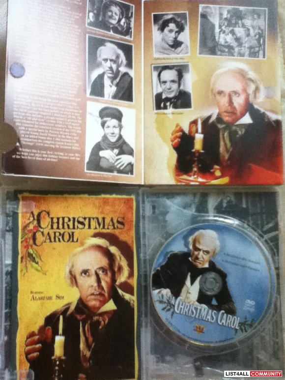 A Christmas Carol: Alastair Sim Ultimate Collector's Edition
