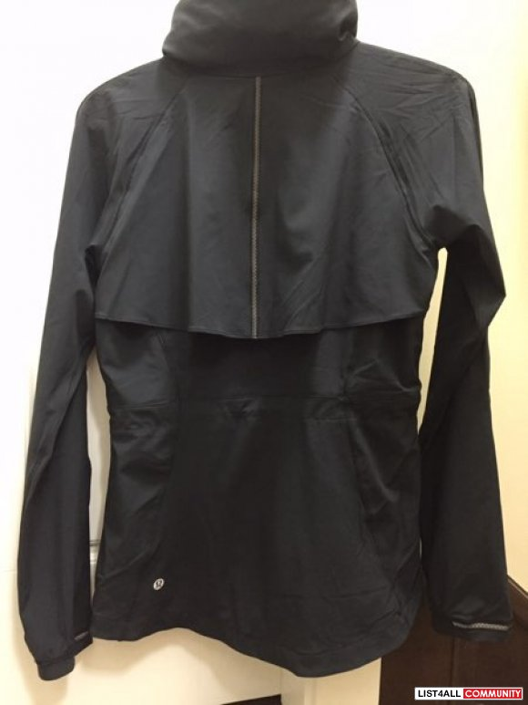Lululemon Go the Distance jacket