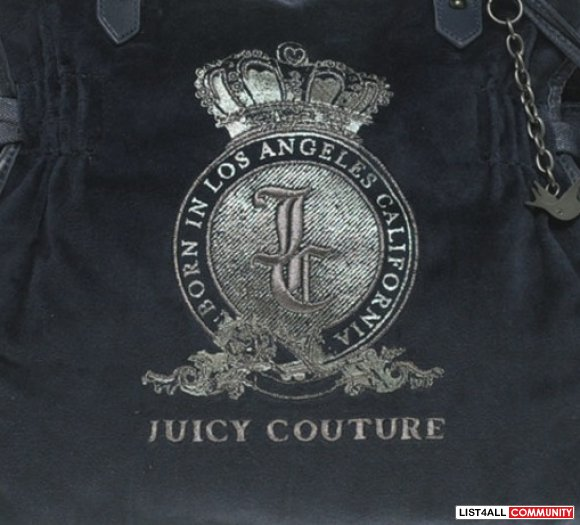 Juicy Couture Daydreamer Tote Bag (Brand New)