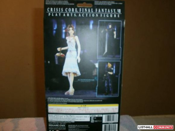 Brand New: PLAY ARTS - Final Fantasy (Aerith Gainsborough)