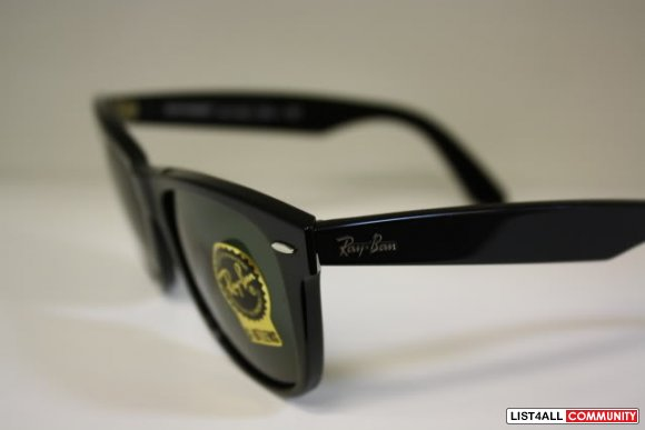 FS: Brand New Unisex AUTHENTIC Ray Ban Original Wayferers - RB2140 - $