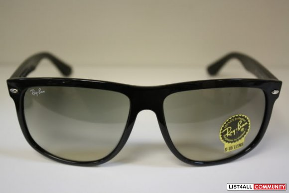 ... FS: Brand New Unisex AUTHENTIC Ray Ban RB4147 - $140 (Black and Tortoi