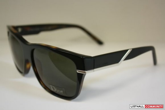 FS: Brand New Authentic Mens Dior Homme Sunglasses - BlackTie119S