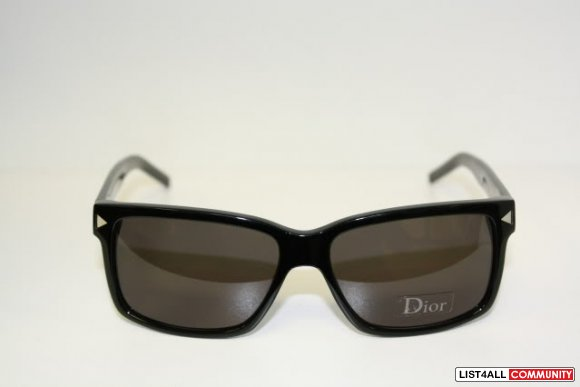 FS: Brand New Authentic Mens Dior Homme Sunglasses - Blacktie104S