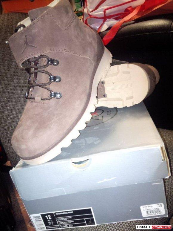 kiárusítás megfizethető áron nagy kedvezmény Jordan Boss Boot :: wardrobe-winners :: List4All