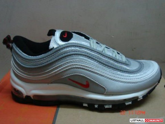 www.zxwsell.com NIKE AIR MAX 97 SHOES