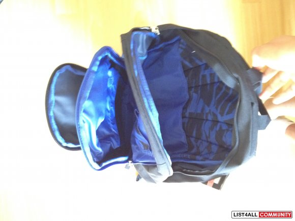 Nike Blue Backpack
