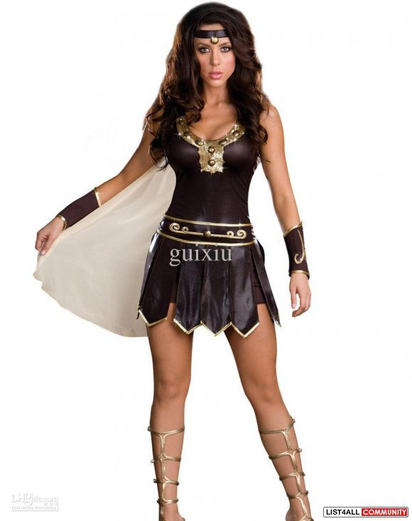 Warrior Adult Costume
