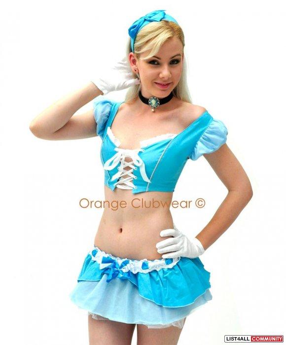 ice princess halloween costume