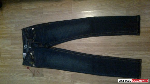 Brand new with tag Womens True Religion jeans ( Reduced the price )