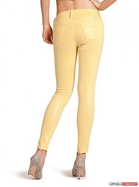 GUESS BY MARCIANO Coated Jegging No. 64