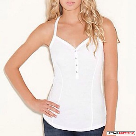 Guess Dixie Sleeveless Tank