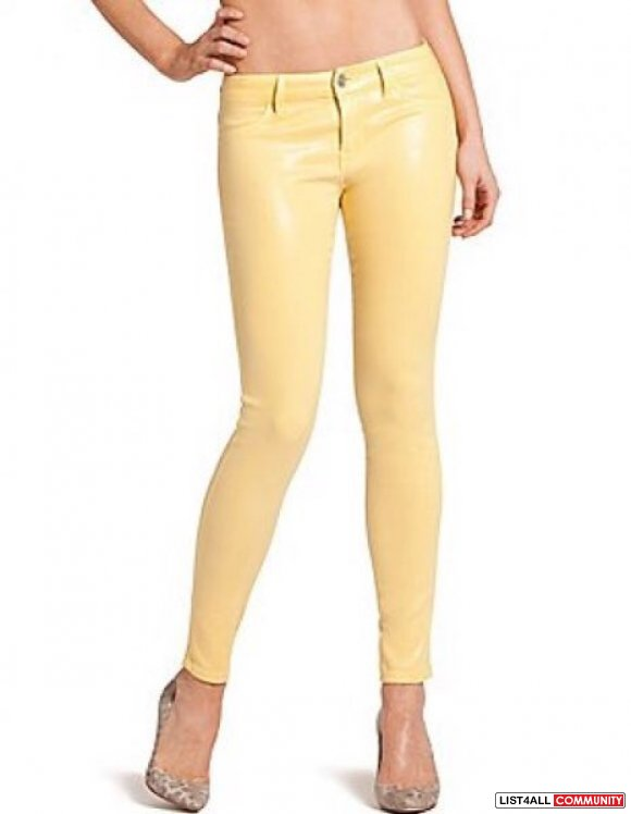 Guess By Marciano Coated Jegging 27