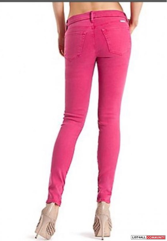 GUESS BY MARCIANO The Zip Pocket Skinny Jean No. 67