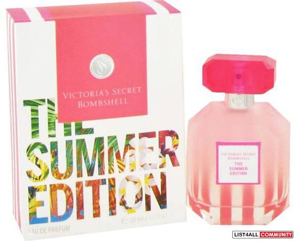 Victoria's Secret Bombshell Limited Edition Perfume 50 ML