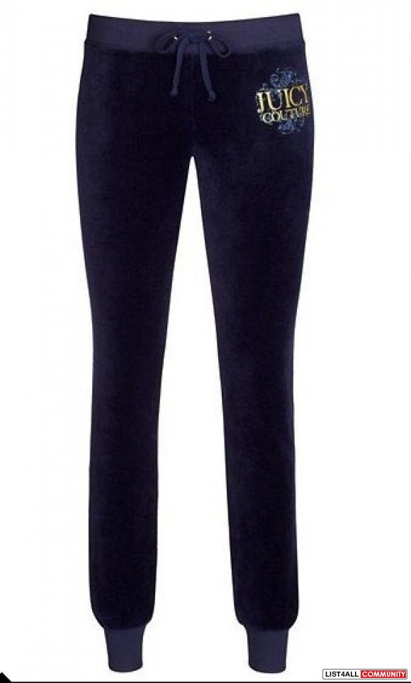 Juicy Couture Slim Comfy Regal Sweatpants