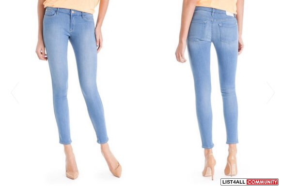 GUESS BY MARCIANO THE SKINNY NO. 61 JEAN – 70S WASH