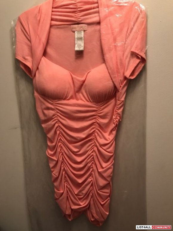 Baby Phat RUCHED Dress