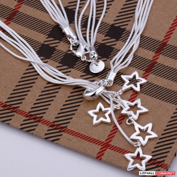 5 Star Necklace