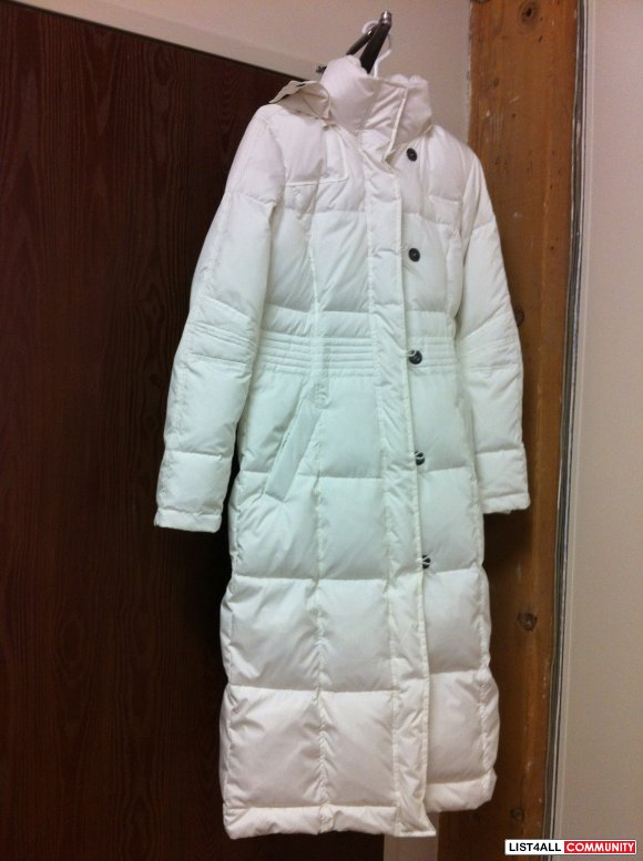 Esprit full-length down jacket :: pinkfrog :: List4All