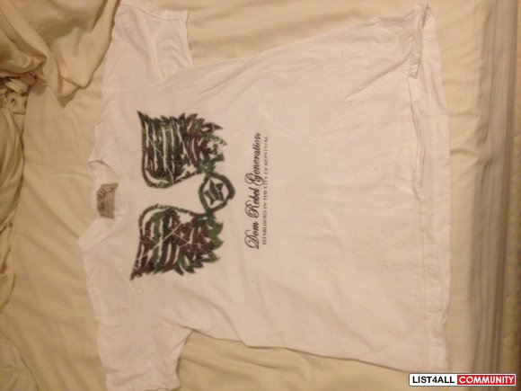 Dom rebel mint size M