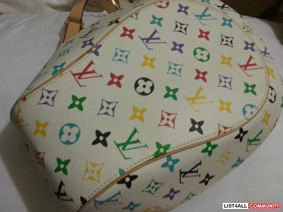75c6f4a61cc2 Louis Vuitton multicolor backpack    2manythings    List4All