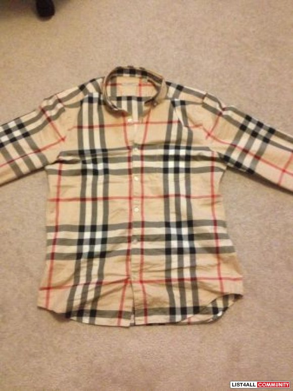Burberry Brit Button Up Shirt