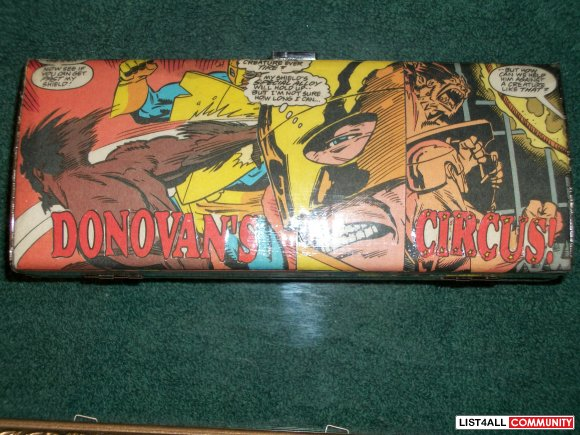 Comic Book Clutch