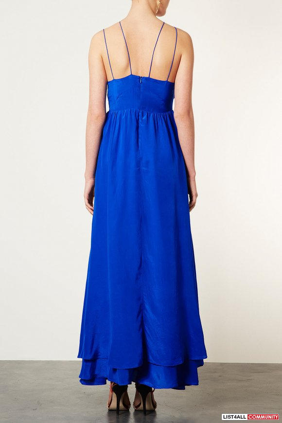 topshop limited edition strappy maxi dress - $100 OBO