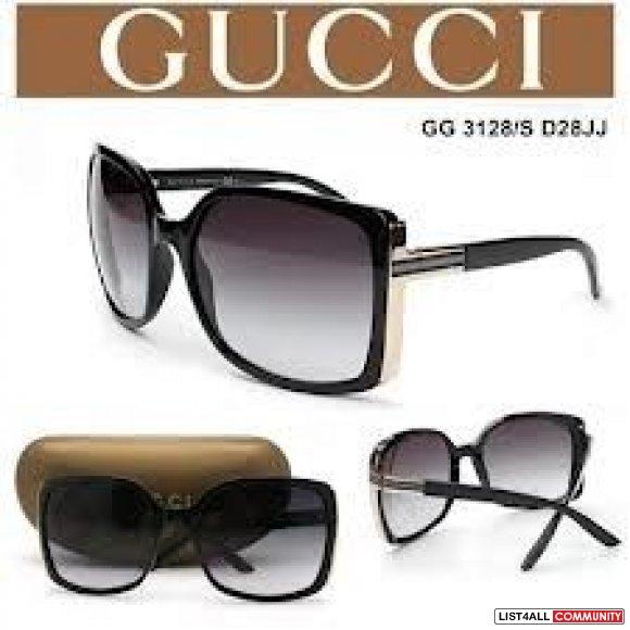 a25f9875140 Gucci 100% Authentic Gucci Sunglasses   GG 3128 s     120 ...