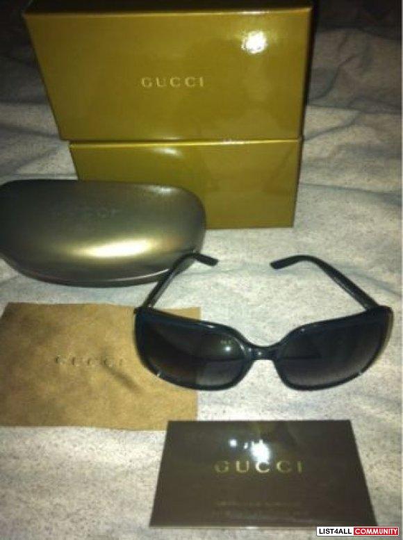 3ec82391f59 ... Gucci 100% Authentic Gucci Sunglasses   GG 3128 s     120 ...