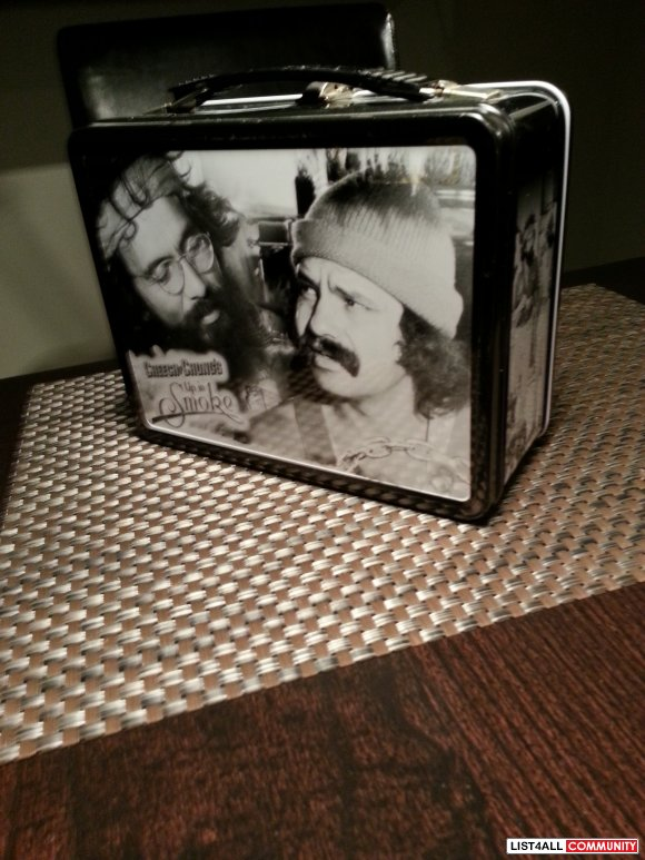 Cheech and Chong Up in Smoke Lunch box