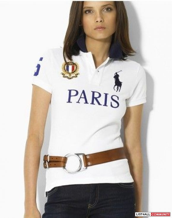 ralph lauren women city polo