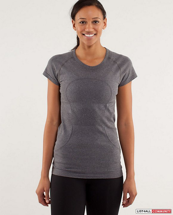 Lululemon run:swiftly tech short sleeve size 4