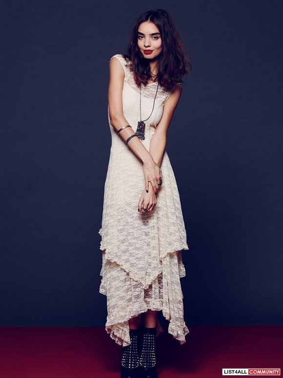 Free People Courtship Dress XS