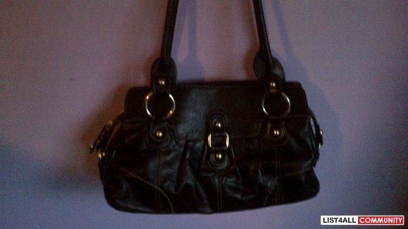 Luce Genuine Leather Purse