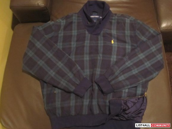 Polo Ralph Lauren Plaid Pullover