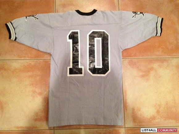 Raiders Football Shirt