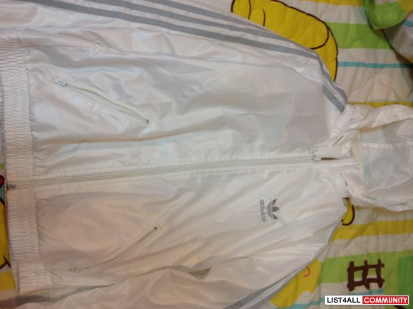 Authentic Adidas Waterproof Jacket