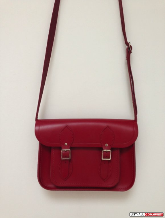 Brand new Authentic Cambridge Satchel bag