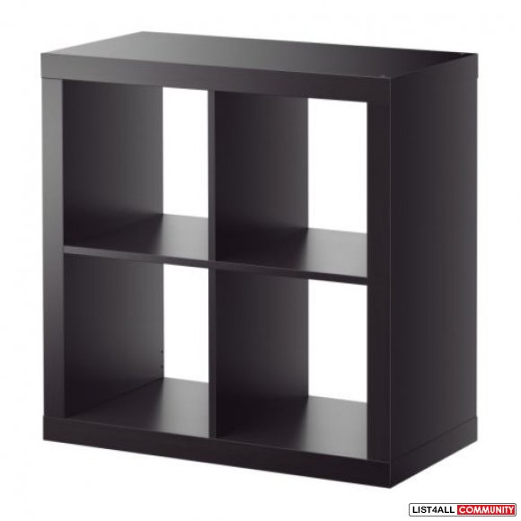 ikea expedit 2x2 shelf coalharboursale list4all. Black Bedroom Furniture Sets. Home Design Ideas