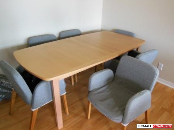 tables dining room structube