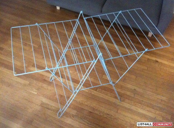 ikea frost clothes drying rack coalharboursale list4all. Black Bedroom Furniture Sets. Home Design Ideas