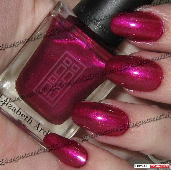 Elizabeth Arden Nail Polish - Greenwich Grapevine [$5 ...
