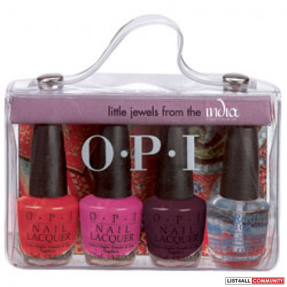 OPI - Little Jewels of India Mini Set