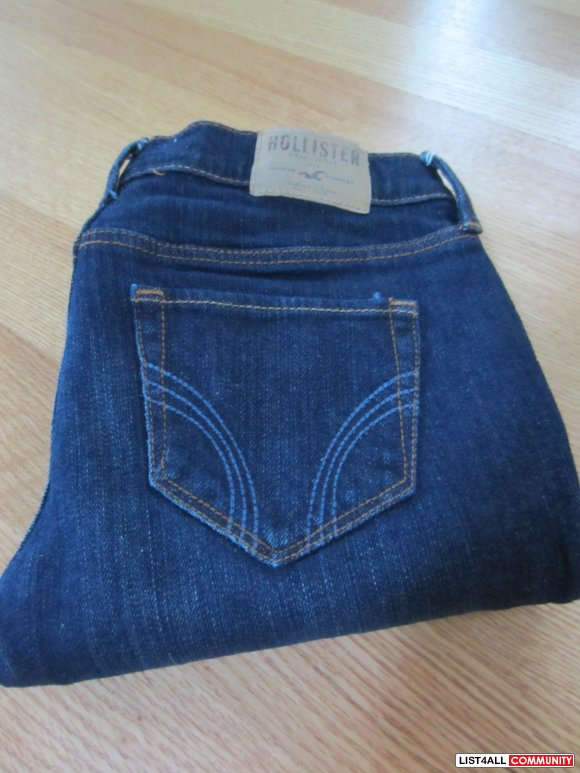 Hollister Jeans size 1S