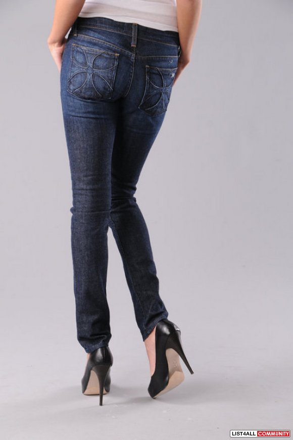 **RE-REDUCED!!** Habitual Jeans (ankle zip skinny)
