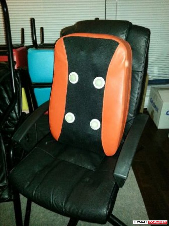 Full Back Massager with Heated spots