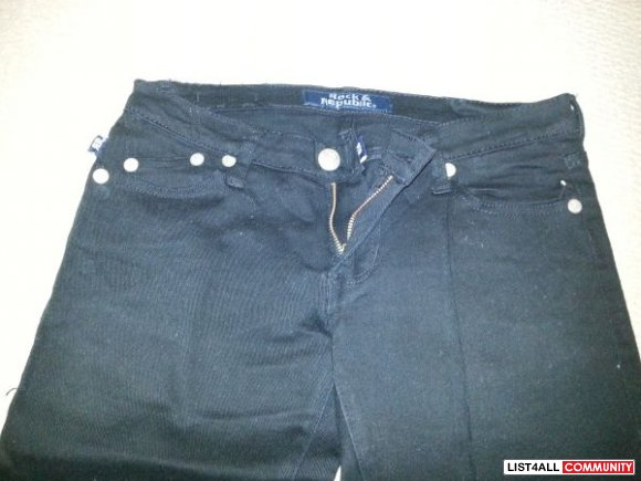 black rock & republic jeans womens 29 - $25